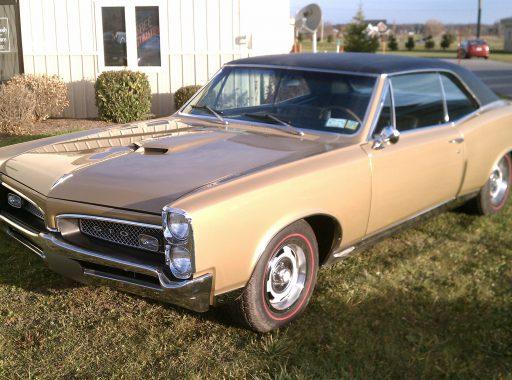 1967 Pontiac GTO (1)