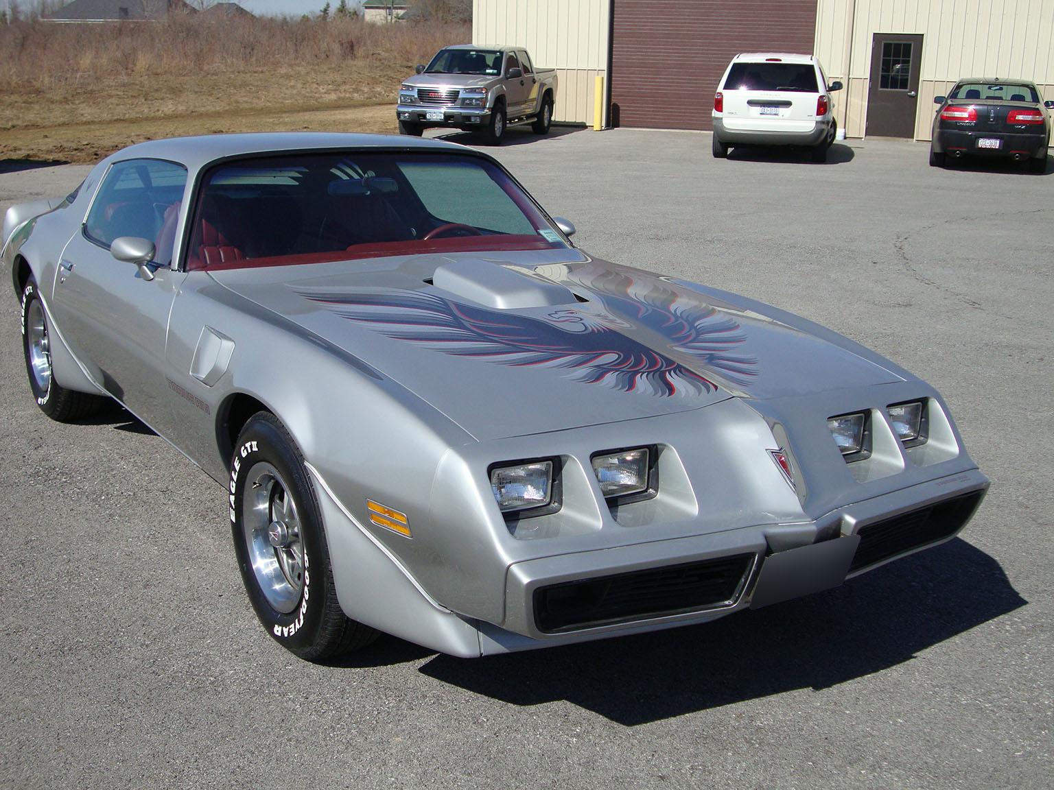 Collision Repair Center >> 1979 Pontiac Trans Am - S & S Auto Body of Clarence Inc.